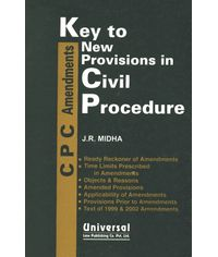 Key to New Provisions in Civil Procedure, (Reprint 2006)