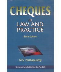 Cheques in Law and Practice, 6th Edn.