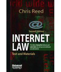 Internet Law Text and Materials, (Indian Economy Reprint), 2nd Edn.