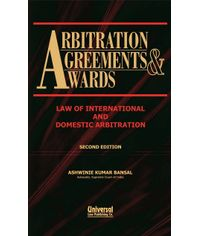 Arbitration Agreements & Awards (2nd Edn.)