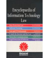 Encyclopaedia of Information Technology Law (Set of 6 Books) (Indian Economy Reprint)