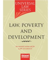 Law, Poverty and Development, 2nd Edn. 2011 (Reprint)