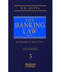 Banking Law in Theory and Practice, 5th Edn., (In 3 Vols.)