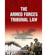 Armed Forces Tribunal Law, 2nd Edn. (TBA) To Be Announced