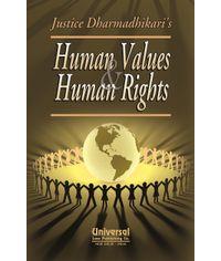 Human Values and Human Rights, 2010 Edn. (Reprint)