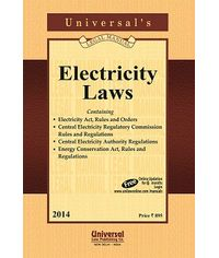 Electricity Laws (Containing Acts, Rules, Orders & Regulations) (Hb)