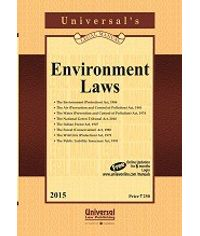 Environment Laws (Acts only)