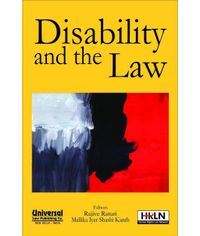 Disability and the Law, 2nd Edn.