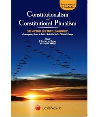 Constitutionalism and Constitutional Pluralism