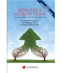 Mergers and Acquisitions A Comprehensive Step-by-Step Approach