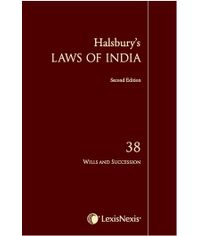 Halsbury's Laws of India, Vol. 38 ?Wills and Succession