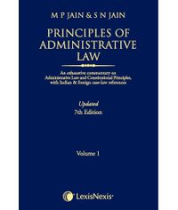 Principles of Administrative Law (Set of 2 Vols.)