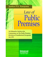 Law of Public Premises, 2011 Edn. with Latest Case Law