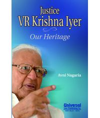Justice VR Krishna Iyer Our Heritage