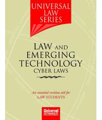 Law and Emerging Technology Cyber Laws, 2011 Edn. (Reprint)