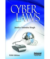 Cyber Laws, 5th Edn. 2012, (Reprint)