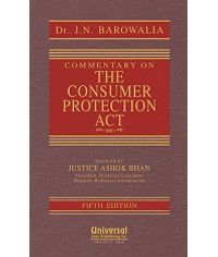 Commentary on the Consumer Protection Act, 5th Edn. 2012, (Reprint)