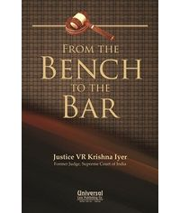 From The Bench to the Bar, (Reprint)