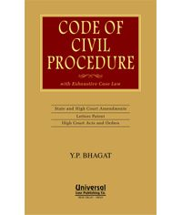 Code of Civil Procedure with Exhaustive Case Law