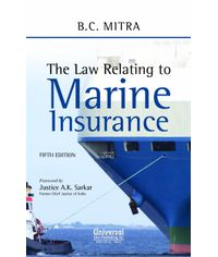 Law Relating to Marine Insurance, 5th Edn.