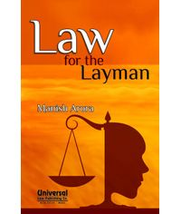 Law for the Layman, 2012 Edn. (Reprint)
