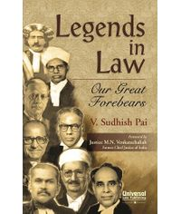 Legends in Law  Our Great Forebears