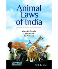 Animal Laws of India, 5th Edn.