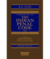 Commentary on the Indian Penal Code, 2nd Edn.