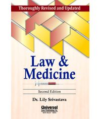 Law and Medicine, 2nd Edn. 2013 (Reprint)