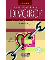 Handbook on Divorce  Law & Procedures, 5th Edn.