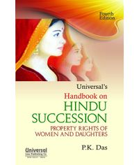 Handbook on Hindu Succession (Property Rights of Women and Daughters), 4th Edn.