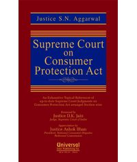 Supreme Court on Consumer Protection Act