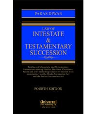 Law of Intestate and Testamentary Succession, 4th Edn.