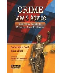 Crime Law & Advice  Everyday Guide to Criminal Law Problems