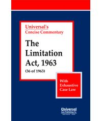 Limitation Act, 1963 (36 of 1963) (With Exhaustive Case Law)
