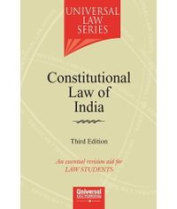 Constitutional Law of India, 2nd Edn.
