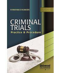 Criminal Trials Practice & Procedure, 2nd Edn.