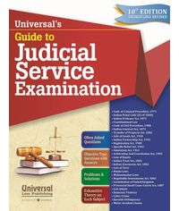 Guide to Judicial Service Examination, 10th Edn., (Reprint)