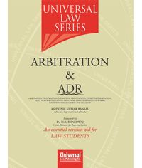 Arbitration and ADR, 4th Edn.