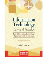 Information Technology Law and Practice (Law & Emerging Technology Cyber Law & ECommerce), 4th Edn. (Reprint)