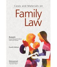 Cases and Materials on Family Law, 4th Edn.