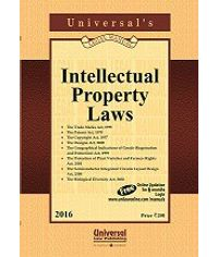 Intellectual Property Laws (Acts only)
