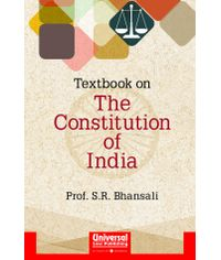 Textbook on The Constitution of India