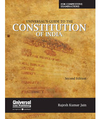 Universal's Guide to the Constitution of India