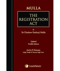 Mulla The Registration Act
