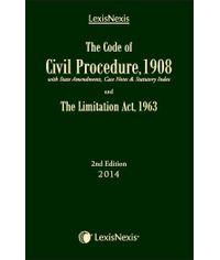 The Code of Civil Procedure, 1908, Edition 2014, Palmtop