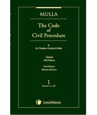 The Code of Civil Procedure (Set of 3 Vols.)