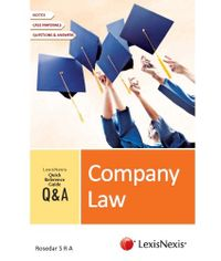 LEXISNEXIS QUICK REFERENCE GUIDE?QandA SERIES Company Law