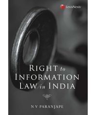 RIGHT TO INFORMATION LAW IN INDIA