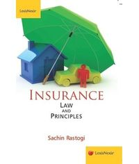 INSURANCE LAW AND PRINCIPLES